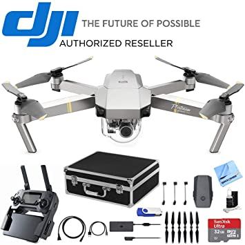 DJI Mavic Pro Expedition Kit (CP.PT.000500), con segunda batería ...