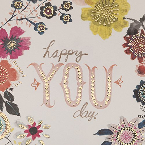 Hallmark Studio Ink Birthday Card (Happy You Day) Photo #7