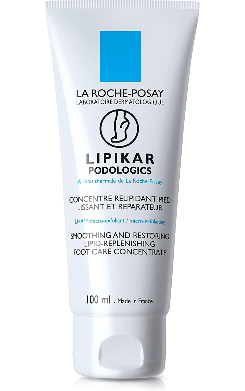 La Roche-Posay Lipikar Podologics Foot Cream, 3.38 Fl. Oz.