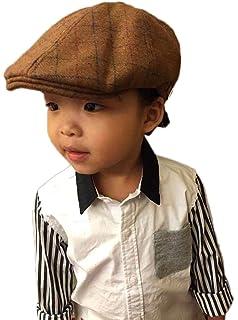 ef717ecc44825 (ビグッド) Bigood キッズ 子供用 ベレー帽 帽子 ハット ハンチング帽 女の子 男の子 キャップ