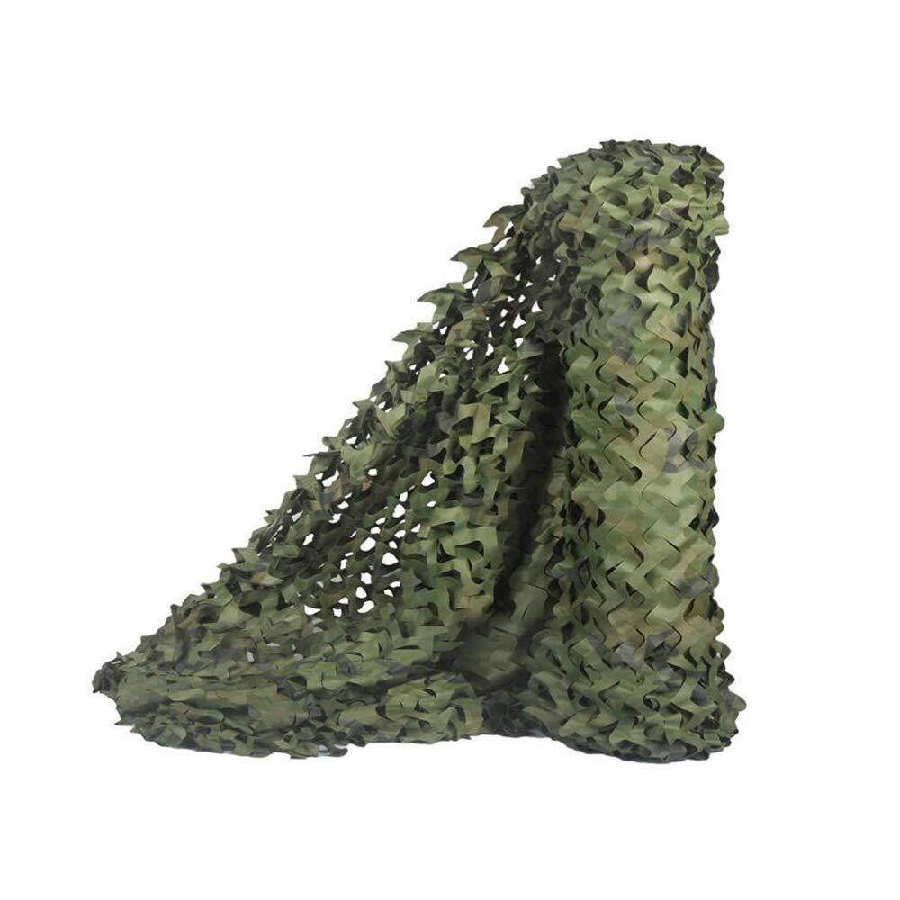 XIAOLIN 日焼け止めカモフラージュ温室シェードネットUVブロックシェードタープ付き補強バインディング&真鍮グロメット用ガーデンプラント (サイズ さいず : 10X10m) 10X10m  B07PJSPZH7