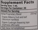 Oregon's Wild Harvest Bilberry Eyebright Organic
