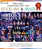 Hello!Project COUNTDOWN PARTY 2013 ~ GOOD BYE & HELLO!~ [Blu-ray]