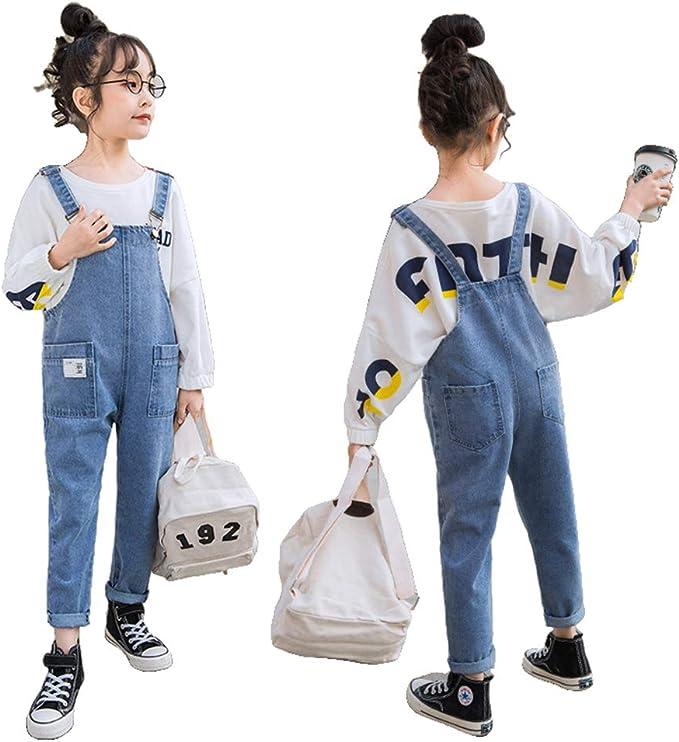 Digirlsor Baby Toddler Girls Boys Bib Overalls Corduroy Suspender Pants Fall Winter Trousers Romper Jumpsuit,1-5Y