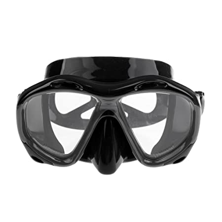 e7d233ce5cbb MagiDeal Outdoor Scuba Diving Mask Swimming Snorkel Goggles Underwater Anti  Fog Tool Diving Masks available at