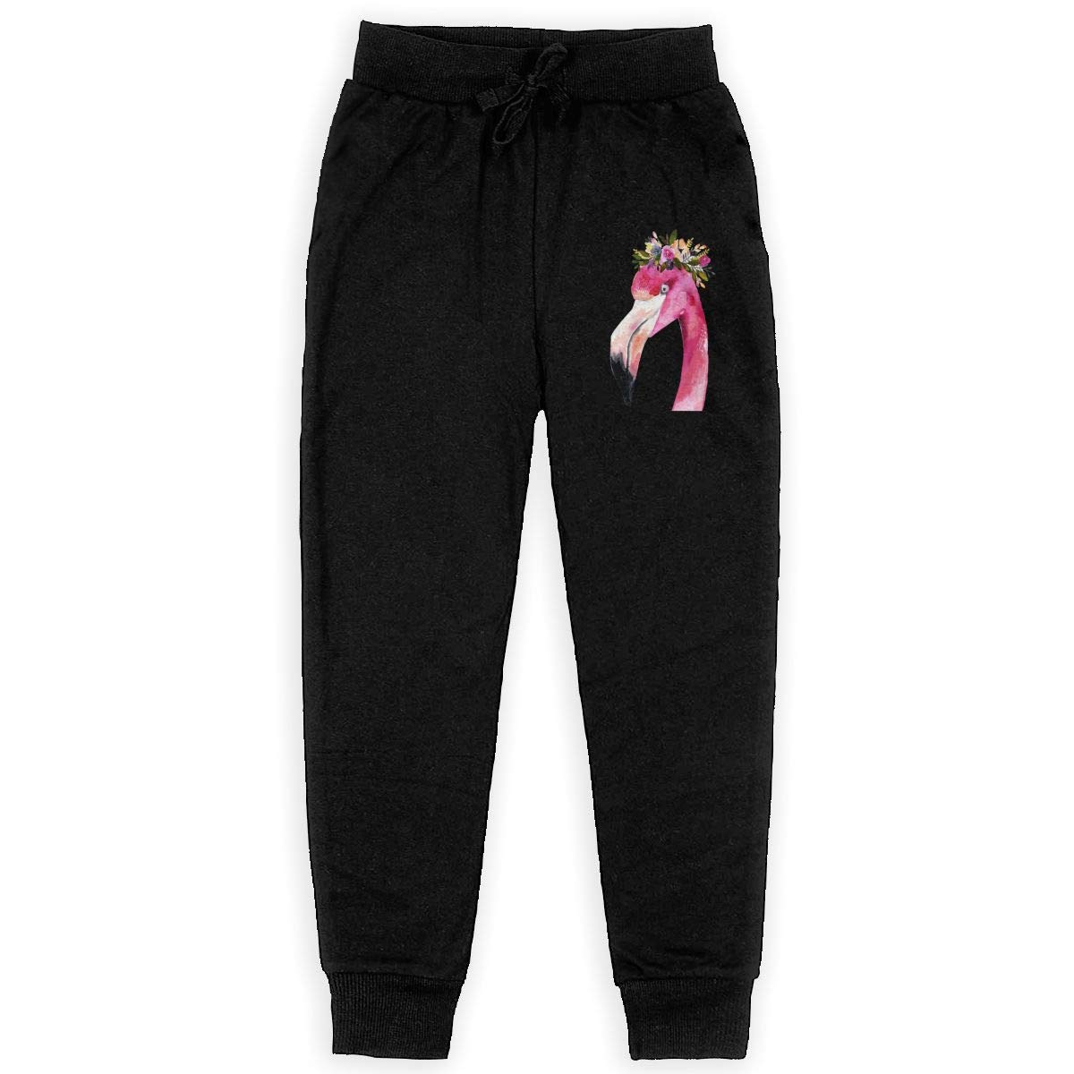 Pink Bird Boys Athletic Smart Fleece Pant Youth Soft and Cozy Sweatpants