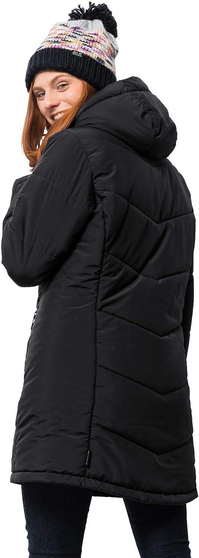 Jack Wolfskin Womens Svalbard Insulated Long Jacket