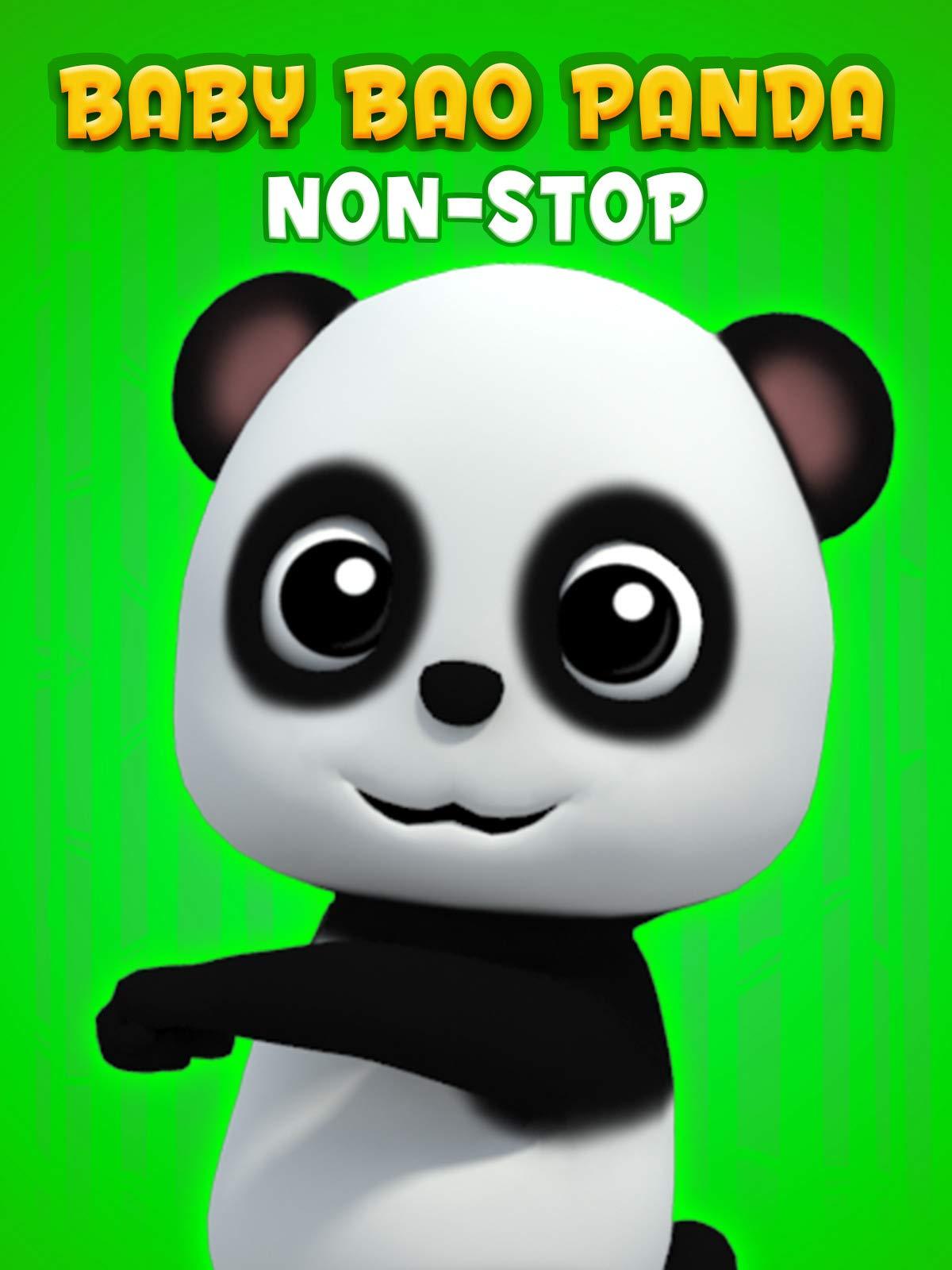 Baby Bao Panda Non-Stop