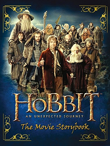 The Hobbit: The Unexpected Journey - Movie Storybook