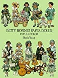 Betty Bonnet Paper Dolls in Full Color, Sheila Young, 0486244156