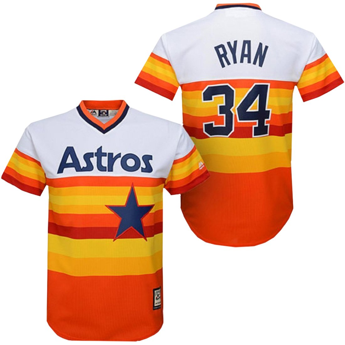 Mlb Jerseys Houston Astros 34 Nolan Ryan White Jerseys