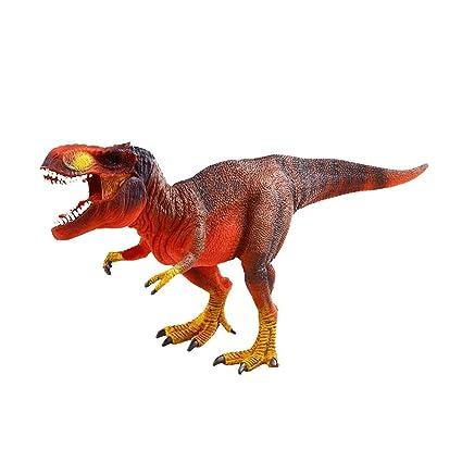 Amazon.com: baidecor Rojo Tyrannosaurus Rex los dinosaurios ...