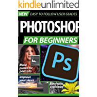 Photoshop For Beginners (English Edition)
