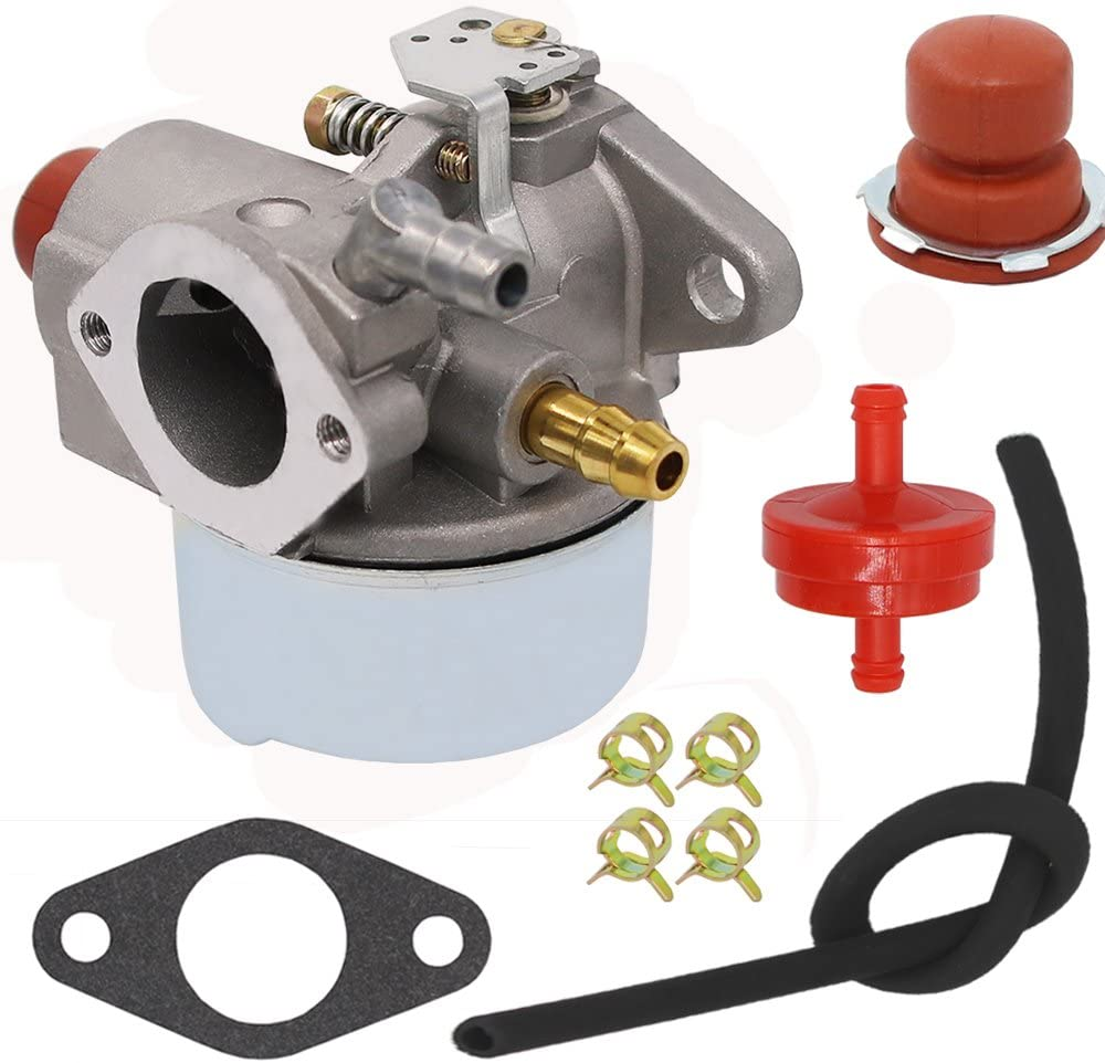 640025C Carburetor Replacement for Tecumseh 5028 Compatible with 640025 Carburetor