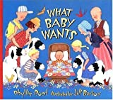 What Baby Wants, Phyllis Root, 0763612634