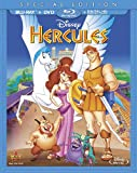 Hercules [Blu-ray + DVD + Digital Copy] (Bilingual)