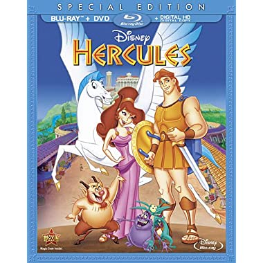 Hercules [Blu-ray]
