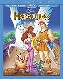 Hercules [Blu-ray + DVD + Digital Copy] (Bilingual)