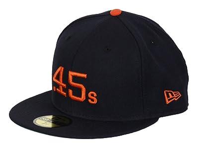 b26303310c1 ... get new era houston colts 45s basecap 59fifty navy orange 6 7 8 990bc  87800