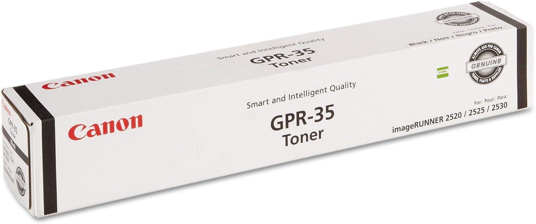 Toner Canon Gpr-35 2785b003aa 2520 2525 2530 Negro