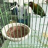 Bird Nest Parakeet Nest Handmade Cotton Weave
