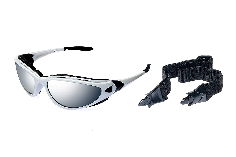Alpland Sportbrille polarized Polarisierende Gläser Kitesurfbrille surfbrille