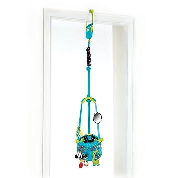 3b1663c71 Bright Starts Bounce  n  Spring Deluxe Door Jumper  Amazon.co.uk  Baby
