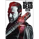 Ata-Boy The Walking Dead Rick Never Let Your Guard Down 6.4cm x 8.9cm Magnet for Refrigerators and Lockers
