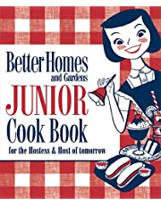 Better Homes and Gardens Junior Cook Book: for the Hostess and Host of tomorrow