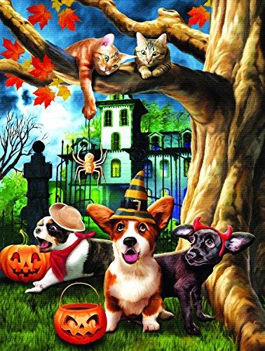 Halloween HiJinx 300 pc Jigsaw Puzzle by SunsOut