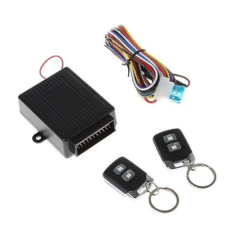 MAZE MA - Sistema de alarma para coche, sistema de cierre ...