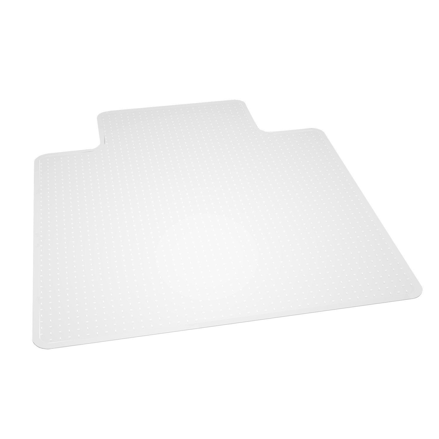 ES Robbins Office 122083 Carpet 36 x 48 Chairmat with Lip, Clear, 1 Each by Aleco