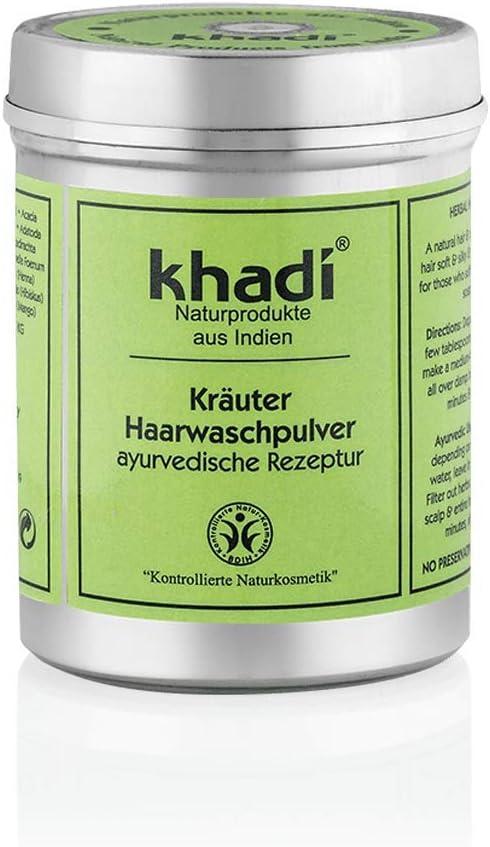 Resultado de imagen de champu polvo khadi