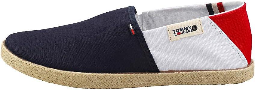 Homme Loafers Tommy/_Jeans Summer Shoe Mocassins