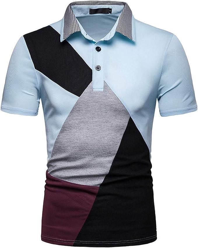 Nuevo Sportstyle Camiseta de Manga Corta, Promociones Hombre Logo ...