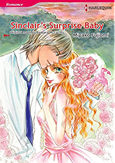 Sinclairs Surprise Baby: Harlequin comics