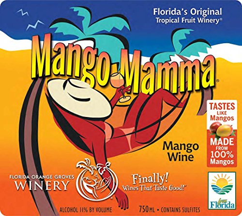 Florida Orange Groves Mango Mamma