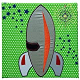 Rocket Ship Wall Art - Outer Space Collection