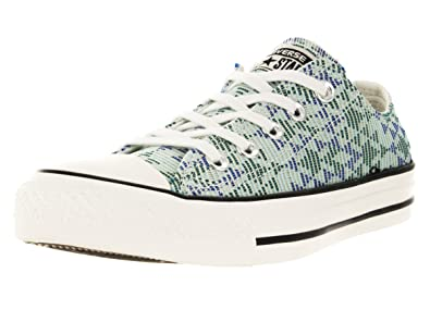 Converse pour femme Chuck Taylor All Star OX Basketball Chaussure - Bleu - Rebel Teal/N y8UbWUV,