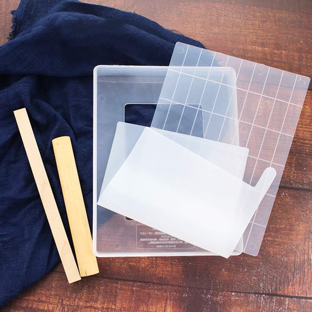 Moule /à nougat en silicone anti-adh/ésif pour p/âtisserie diy tools Voir image