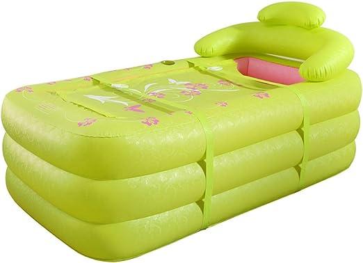 Piscinas hinchables XULAN Bañera inflable para dos Thicken casa ...