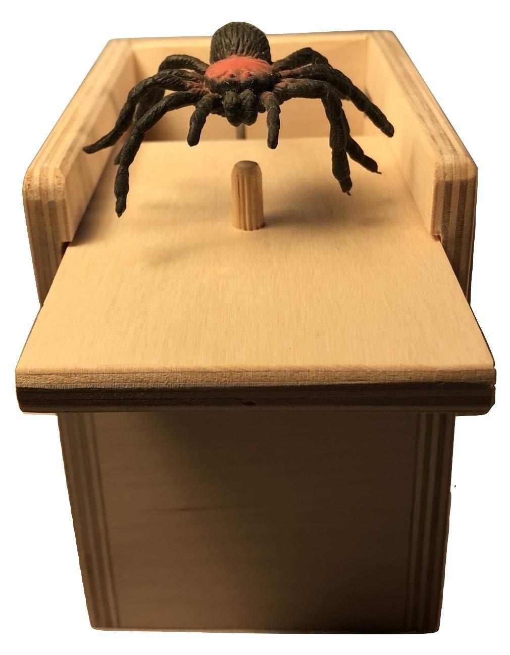 Saving Shepherd Mouse & Spider Surprise Box ~ 2 USA Handmade Fun Prank Gag Gifts by Saving Shepherd (Image #4)