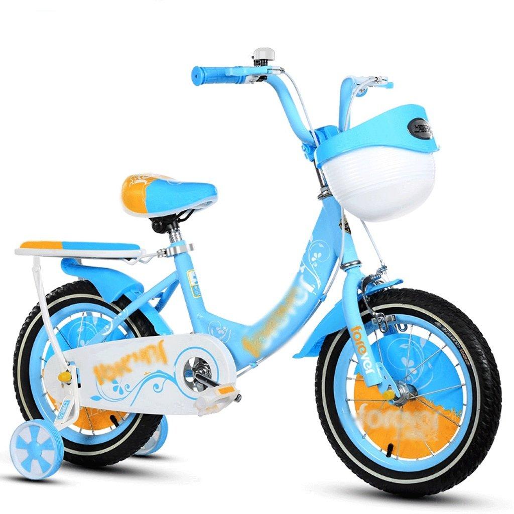 自転車 子供の自転車男性と女性2-3-6歳12/14/16/18インチ (サイズ さいず : 14 inch) B07DYG2GQM 14 inch 14 inch