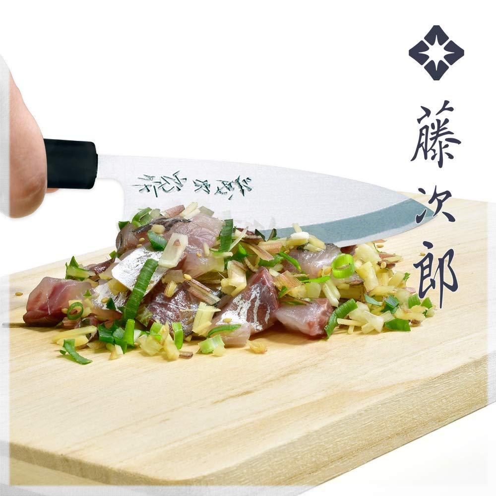 Fuji Merchandise F903 KNIFE DEBA One Size Gray by Fuji EnviroMAX (Image #2)
