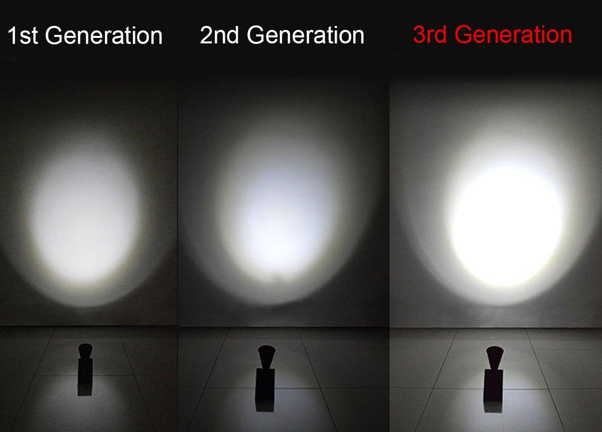 amazon com solar lights urpower 2 in 1 waterproof 4 led solar