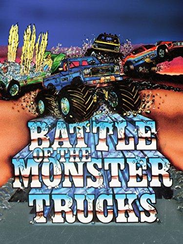 Mud Trucks (Battle of the Monster Trucks)