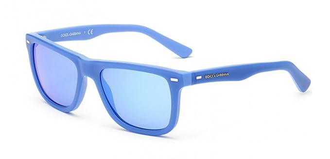 3cc62e9efb7f41 Dolce   Gabbana Junior Boy s DG4238 Sunglasses, (Blue 290825), One ...