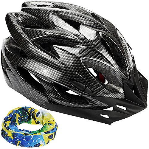 zacro Light Weight Cycle Helmet for Bike Riding Safety - Adult Bike Helmet...