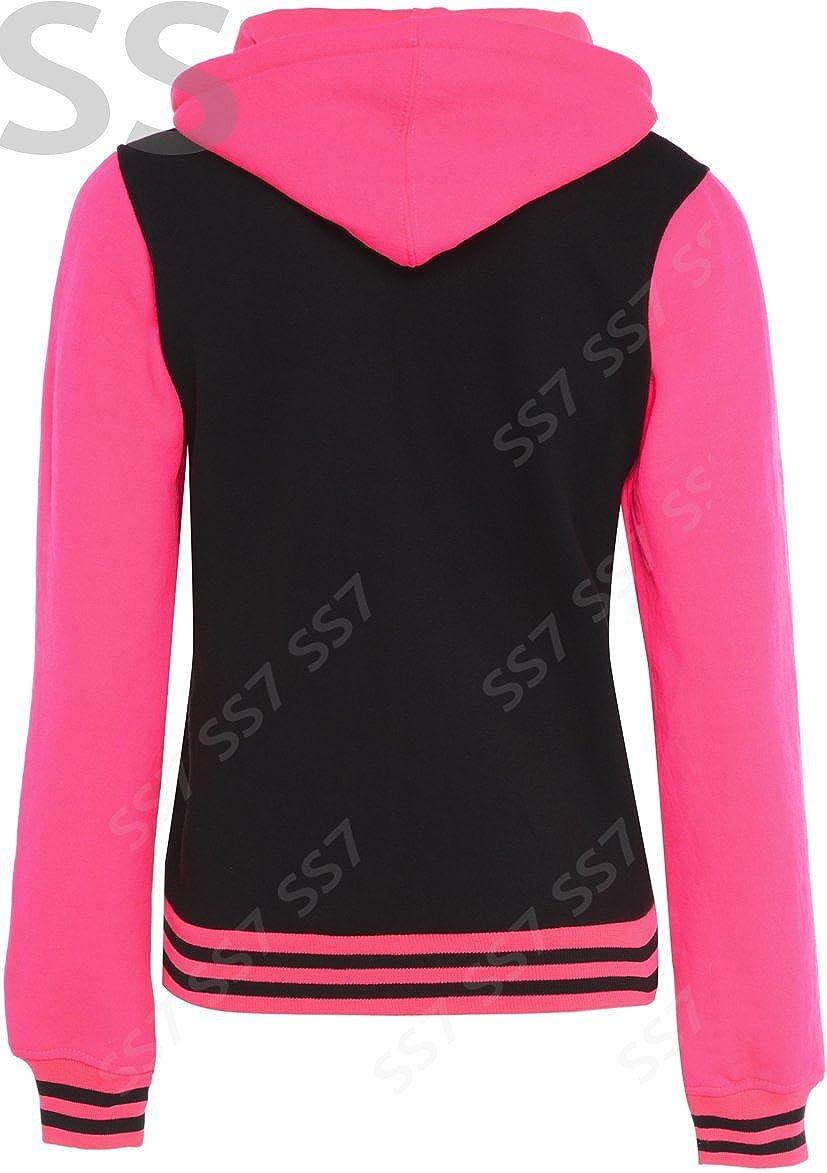 Sweat-shirt /à capuche SS7 Fille