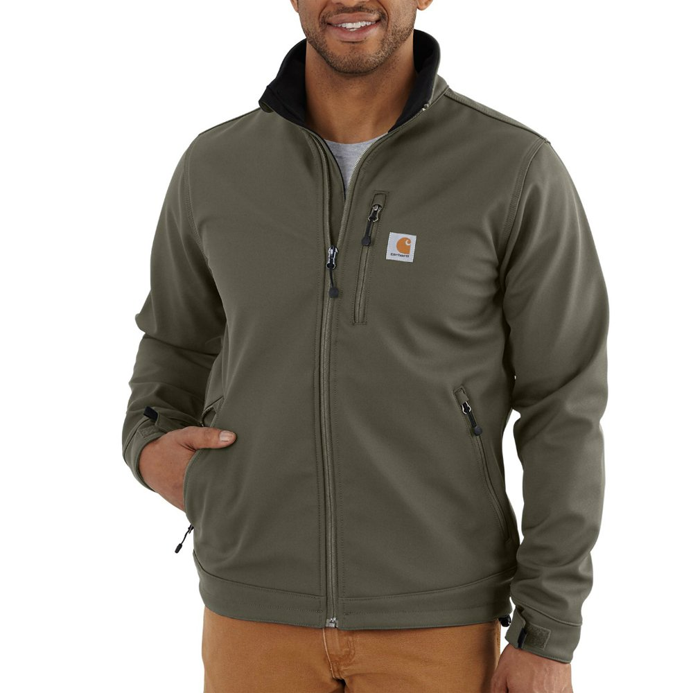 Carhartt Men's Crowley Jacket, Moss, 2X-Large